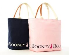 Dooney & Bourke Breast Cancer Awareness Tote