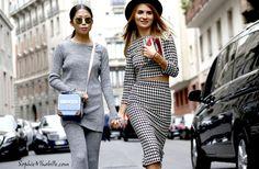 #oksanaon #mariakolosova #milan #mfw #marcjacobs #grey #women #fashionweek #ss15 #mbfw #fashion #style #look #outfit #streetfashion #streetstyle