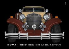 Excalibur Series IV Phaeton (1980-1985)