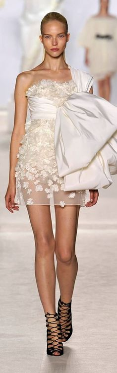 Giambattista Valli Haute Couture #coupon code nicesup123 gets 25% off at  www.Provestra.com www.Skinception.com and www.leadingedgehealth.com