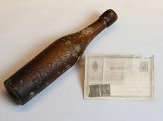 La plus vieille bouteille à la mer récemment retrouvée - http://www.2tout2rien.fr/la-plus-vieille-bouteille-a-la-mer-recemment-retrouvee/
