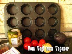 Vom Vegi zum Veganer: EINFACHE TARTELETTES AUS TOASTBROT