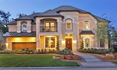 Gorgeous! From Village Builders in Houston, TX.