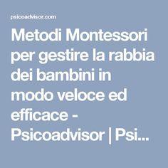 Maria Montessori, Montessori Baby, Montessori Education, Kids Education, Reggio Children, I Love My Son, School Hacks, Baby Play, Baby Care