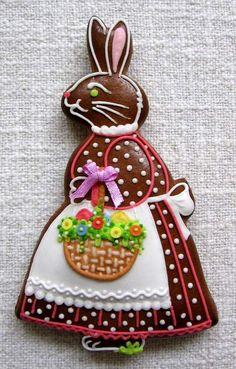 Easter Cookies, Fun Cookies, Holiday Cookies, Cake Cookies, No Sugar Foods, Low Sugar, Torte Cake, Cake Art, Cookie Recipes
