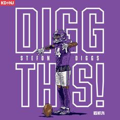 Are you true Vikes Fan? This Vikings gear for you! Tap link and get yours now! Minnesota Vikings Football, Best Football Team, Nfl Football, Football Stuff, Football Players, Diggs Vikings, Vikings 2, Viking Wallpaper, Vikings Cheerleaders