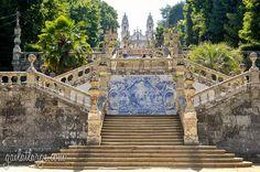 Santuário de Nossa Senhora dos Remédios (Lamego, Portugal) (2) - by  ImageLegacy, Gail at Large