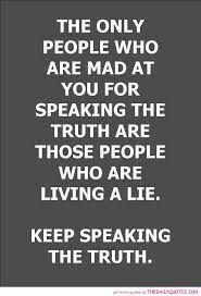 Need to learn to keep mouth shut. Due time they will find out