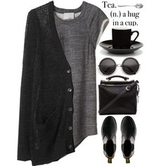 """""""Tea."""" by evangeline-lily on Polyvore"""