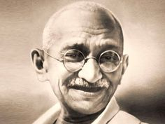 "Gandhi ""The greatness of a nation and its moral progress can be judged by the way its animals are treated"""