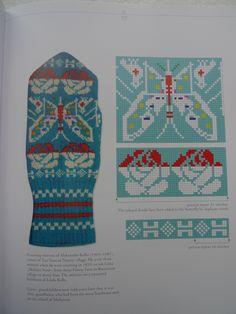 Knitted Mittens Pattern, Knit Mittens, Mitten Gloves, Knitting Socks, Hand Knitting, Crochet Hooks, Knit Crochet, Fair Isle Knitting, Hand Warmers
