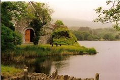 St. Finbar's Church, Gougane Barra, West Cork, Ireland - One of the most beautiful and peaceful places to see