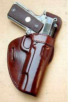 Holsters and Gun Leather Design