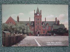 North Yorkshire / Teesside : The High School, Middlesbrough - near Stockton