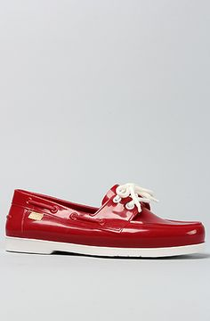 #Karmalooop #Fashion  Use rep code:XLOOP for 20% off   Retail:$85.00  The Confessions Shoe in Red by Melissa Shoes