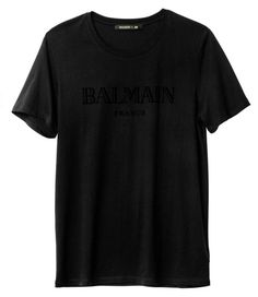 Balmain x H&M: See the Full Collection With Prices - Fashionista H&m Collaboration, Lookbook, Top Pattern, Black Tops, Casual, Mens Fashion, Fashion Menswear, Collection, Menswear