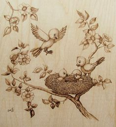 3 ring wood binder cover pyrography by Corby Wood Burning Crafts, Wood Burning Patterns, Wood Burning Art, Wood Crafts, Pyrography Patterns, Coffee Painting, Leather Art, Pattern Drawing, Coffee Art