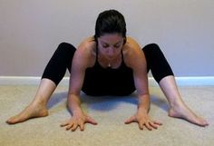 How to Stretch Your Lower Back and Hips - helps to get rid of lower belly pooch