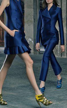 Antonio Berardi Resort 2015 Trunkshow Look 12 on Moda Operandi