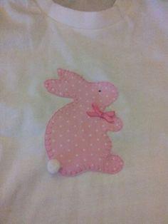 Camisetas originales, con lo que nos pidas. Ideal para bebés. 18€/u. A partir de 2 a 15€/u.  #camisetas #t-shirt #niños #conejito #original
