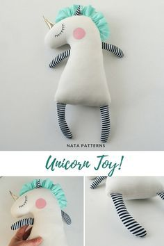 Unicorn Toy Unicorn birthday Stuffed Animal Birthday Gift Unicorn party Unicorn rag doll Baby gift Unicorn Plush Baby shower First mom gift / Единорог, Игрушка единорог, единорог в подарок