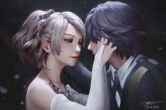 final fantasy XV fanart, Dao Le Trong on ArtStation at https://www.artstation.com/artwork/E4Zb8