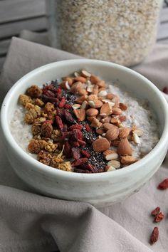 Rezept: Superfood-Porridge und der Bowl-Trend {Werbung} | Projekt: Gesund leben | Clean Eating, Fitness & Entspannung