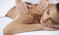 $45 Therapist relieves stress and tension with a customized massage, plus reflexology or a clarifying European facial