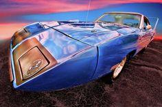 Bluebird - 1970 Plymouth Road Runner Superbird