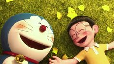 Stand By Me Doraemon and Nobita Friendship Movie HD Wallpaper