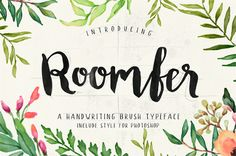 DLOLLEYS HELP: Roomfer Free Font