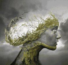 George Redhawk   Surrealist Animated GIFs Art   Tutt'Art@   Pittura * Scultura * Poesia * Musica  