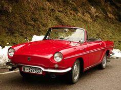 Renault Floride 1963 cabrio