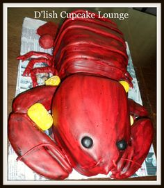 Gotta love Crawfish Season...by D'lish Cupcake Lounge