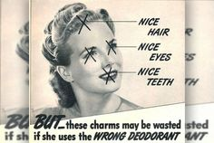 Selling Shame: 40 Outrageous Vintage Ads Any Woman Would Find Offensive | Mental Floss