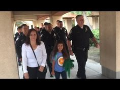 Fallen Cop's 8-Year-Old Daughter Escorted To School By Police Officers on US Sports Net!  http://ussportsnetwork.blogspot.com/2017/11/fallen-cops-8-year-old-daughter.html