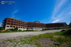 Waverly Hills Sanitorium.  Rumored to be extremely haunted.  Possibly one of the most active sites in North America.
