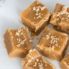 Brown Sugar Fudge Recipe - Around My Family Table