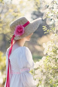 queenbee1924:  she loves spring