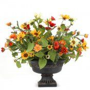 WILDFLOWER Silk Flower Arrangment-