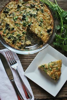 Irish Cheddar Quiche with Guinness Caramelized Onions
