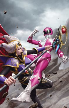 Mighty Morphin Power Rangers, Studios, Fictional Characters, Art, Art Background, Kunst, Performing Arts, Fantasy Characters, Art Education Resources