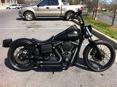 Post Your Rear Fender and Lighting Setups! - Harley Riders USA Forums #harleydavidsondyna