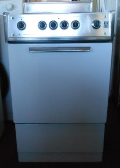 Appliance City - GE 40 INCH VINTAGE ELECTRIC RANGE DOUBLE OVEN ...