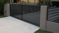 Home Gate Design, House Main Gates Design, House Fence Design, Main Entrance Door Design, Steel Gate Design, Front Gate Design, Gate Designs Modern, Modern Fence Design, Metal Garden Gates