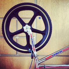 #bmx #oldschool #oldschoolbmx #retro #retrobike #vintagebmx #bike #bikeporn #skywayta #Padgram