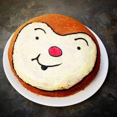 « Gâteau d'anniversaire Tchoupi au chocolat »