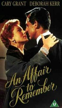 Deborah Kerr y Cary Grant _ An Affair To Remember (Tú y yo_ 1957) Genial ♥♥