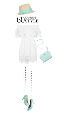 """""""60 seconde style"""" by rose-love-fashion ❤ liked on Polyvore featuring Marc Fisher, Topshop and Scala"""