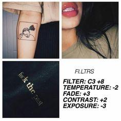 ༺⊱✧Möōnℓığth✧⊰༻ Photography Filters, Photography Editing, Photo Editing, Vsco Cam Filters, Vsco Filter, Lightroom, Photoshop, Feed Vsco, Vsco Tumblr